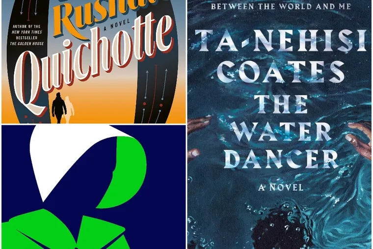 This year's fall fiction releases include some entries from big names, including Margaret Atwood, Salman Rushdie, and Ta-Nehisi Coates.