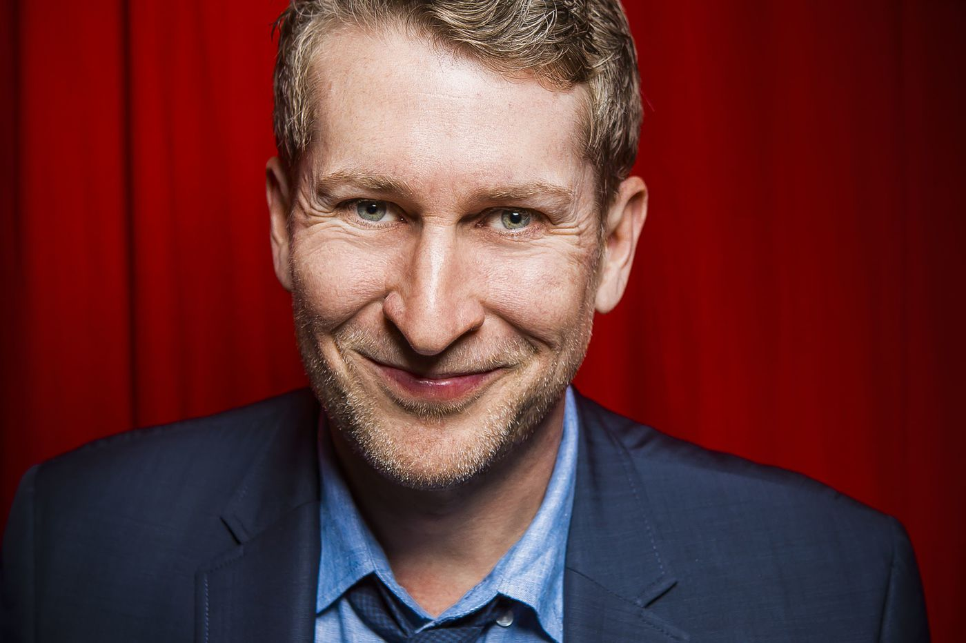 Scott Aukerman talks 'Comedy Bang! Bang!,' 'Between Two Ferns,' and 'Curb Your Enthusiasm' before his Philly appearance