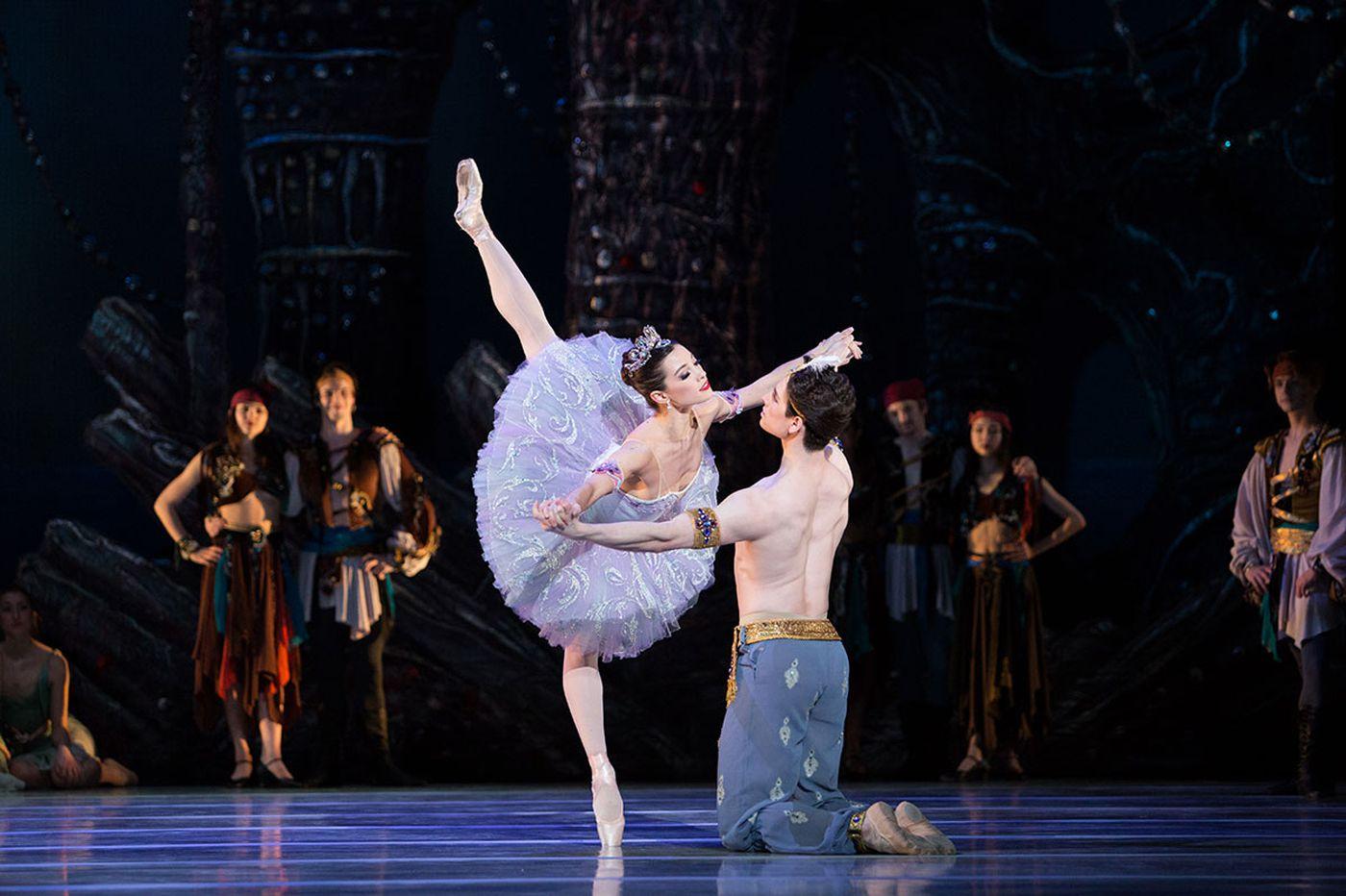 Pennsylvania Ballet's new 'Corsaire' is a stunner