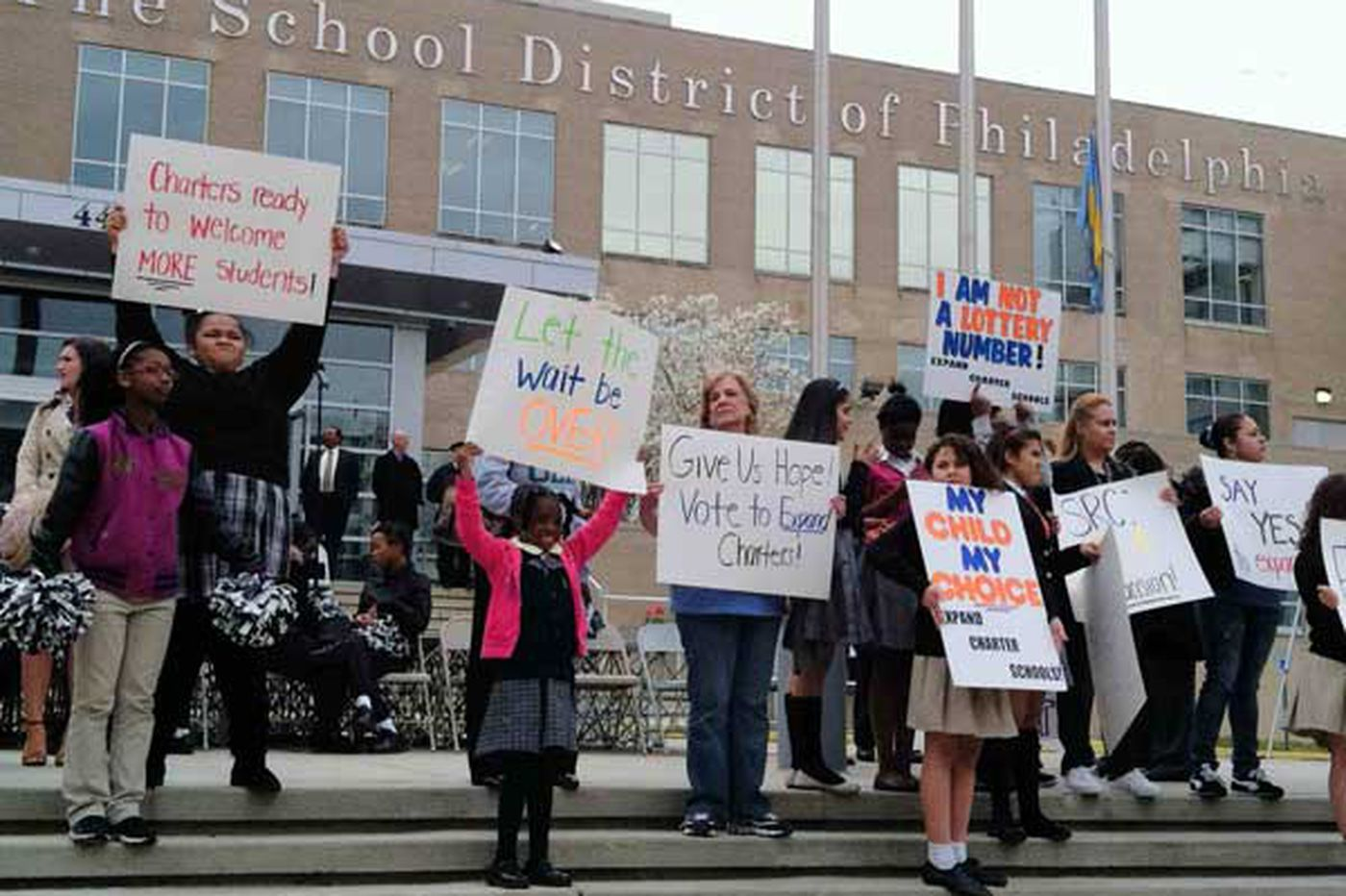 More Philadelphia voters support than oppose charter schools, Inquirer poll finds
