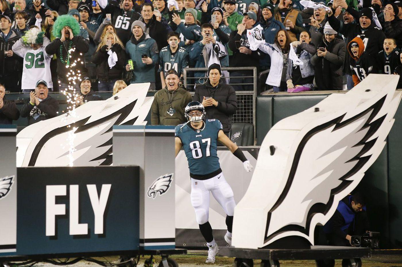 Brent Celek, 'What a Philadelphia Eagle looks like,' is finally in Super Bowl | Jeff McLane