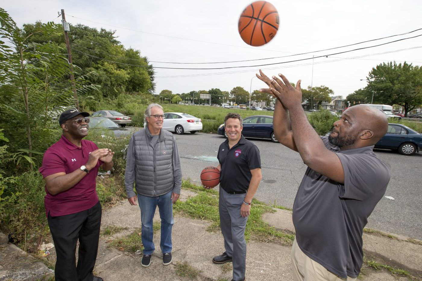 Can basketball rise in Philadelphia's infamous Logan Triangle?