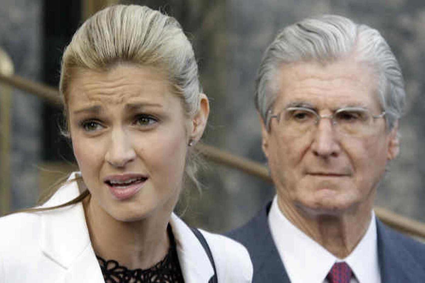 Sideshow: Erin Andrews: 'I have fears'