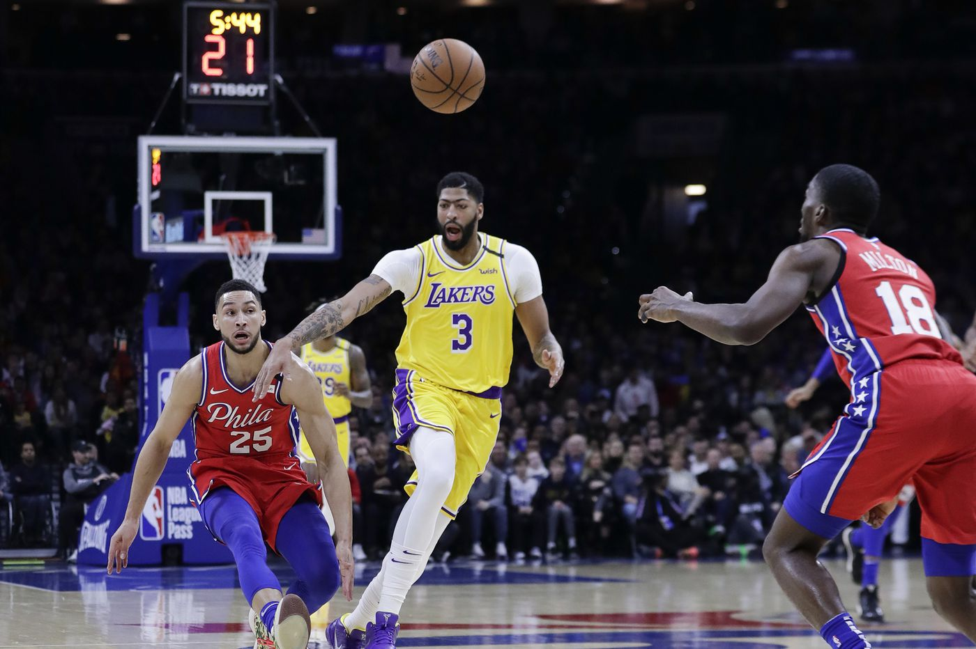 Sixers-Lakers best/worst: Ben Simmons' aggressive versatility, Matisse Thybulle's thievery, LeBron James' mile