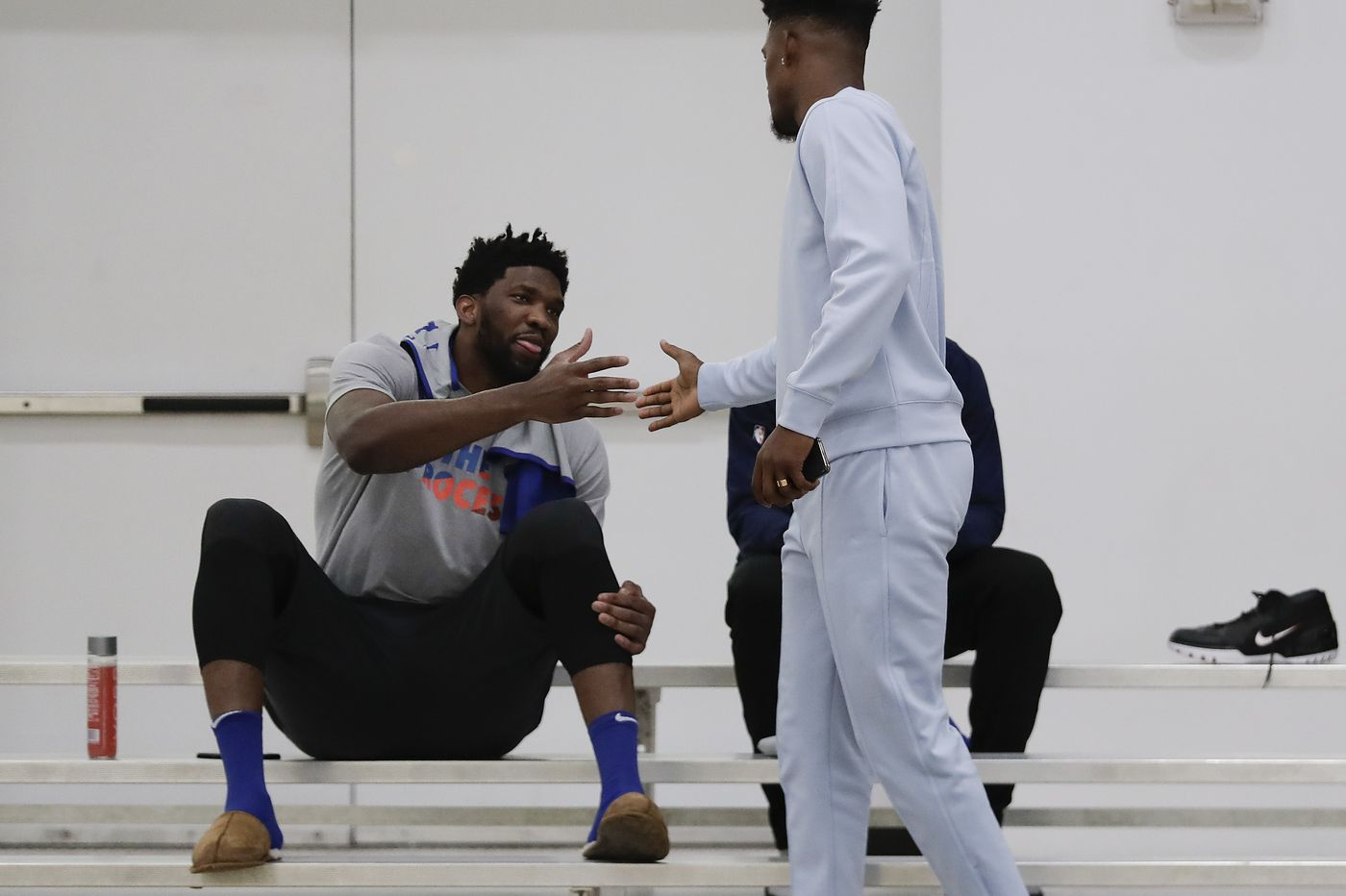 Sixers' Joel Embiid to play in Game 4 versus Nets