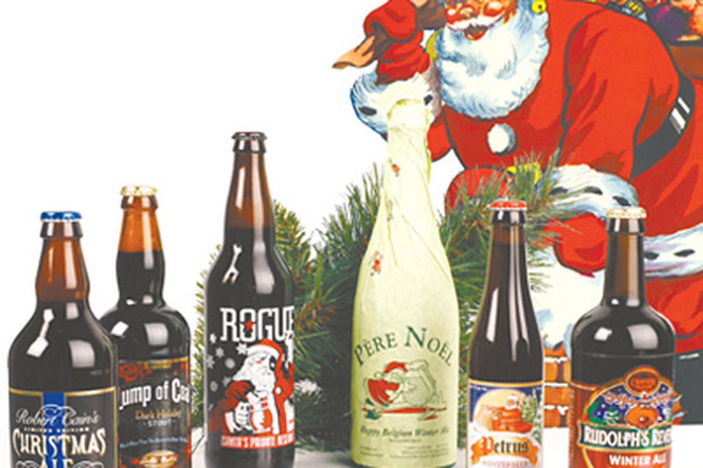 Joe Sixpack: Suds for Santa: Historically, St. Nick has been linked to drink