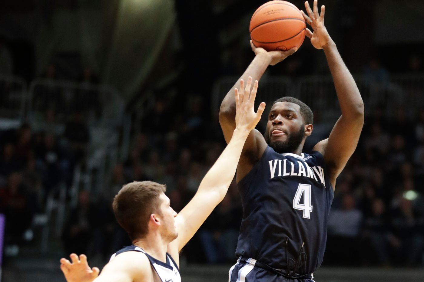 Villanova uses three-pointers and defense to defeat Butler