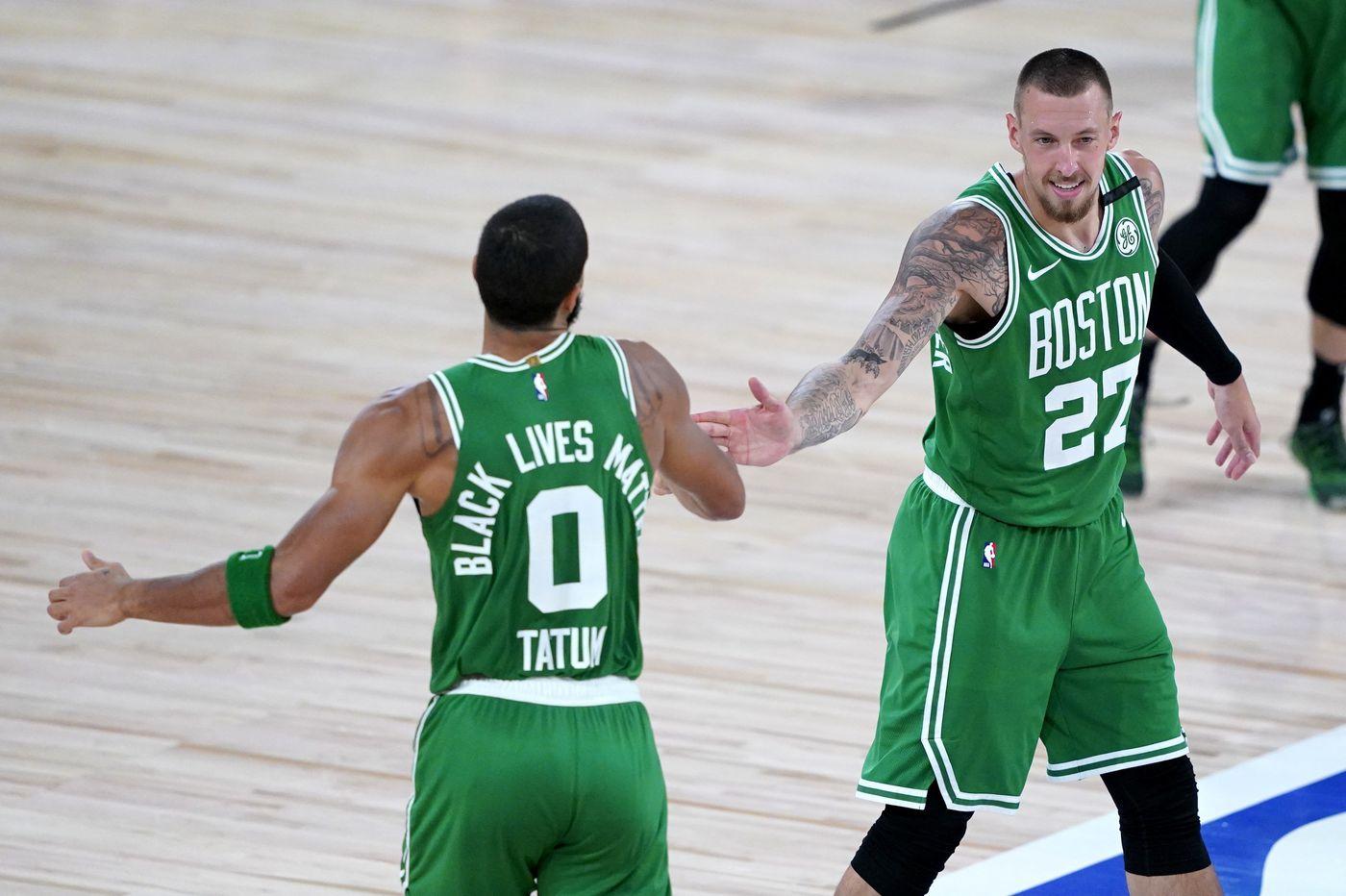 Sixers start playoff series with Boston Celtics at 6:30 p.m. Monday.