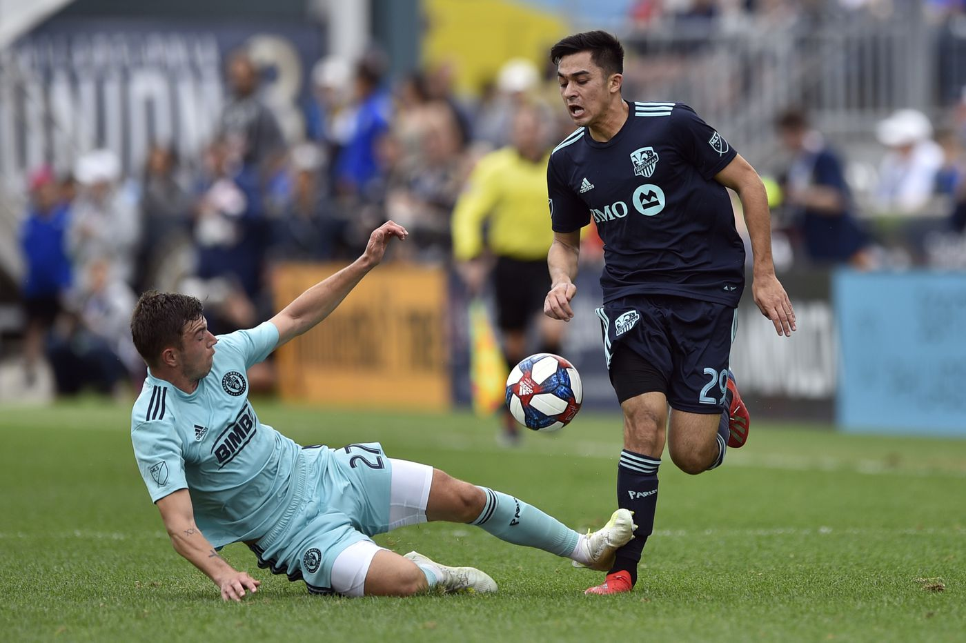 Union's Kai Wagner suspended as big stretch of home games begins with FC Cincinnati