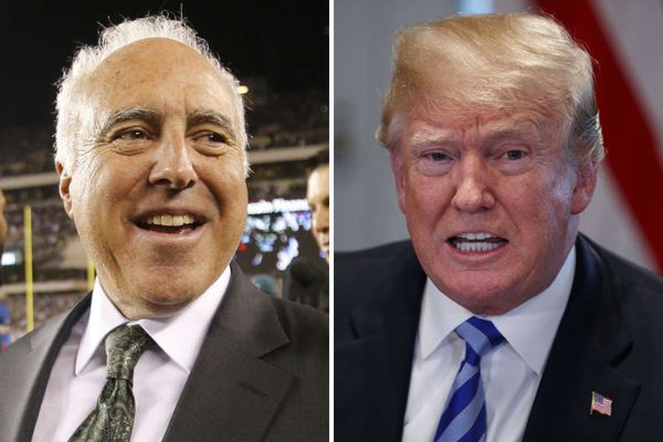 Trump cancels Eagles' White House celebration on eve of visit after fewer than 10 players planned to attend