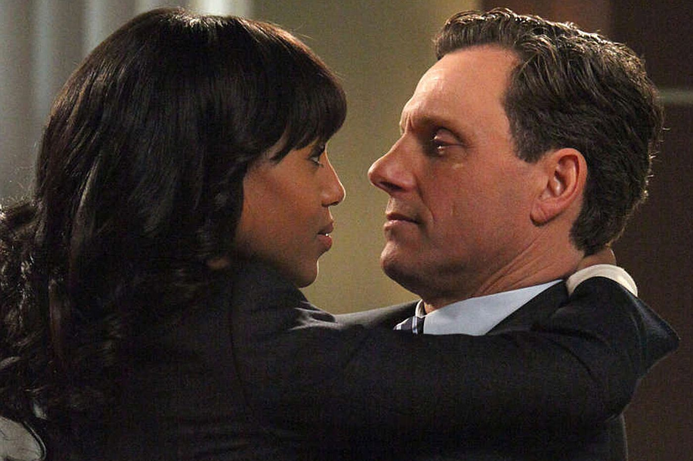 Sideshow: 'Scandal' star was a 'goofy' kid
