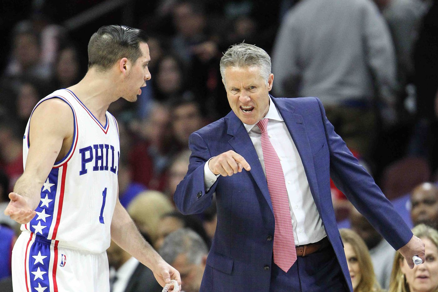 Is the Sixers' Process complete, as T.J. McConnell said, and as Brett Brown implied? | Marcus Hayes