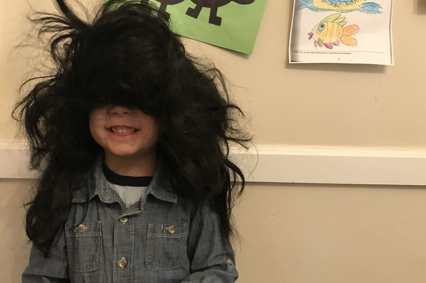A Steven Tyler wig, a 'Hammer' — and Halloween laughter galore   Maria Panaritis
