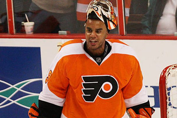 Flyers goalie Emery requires surgery