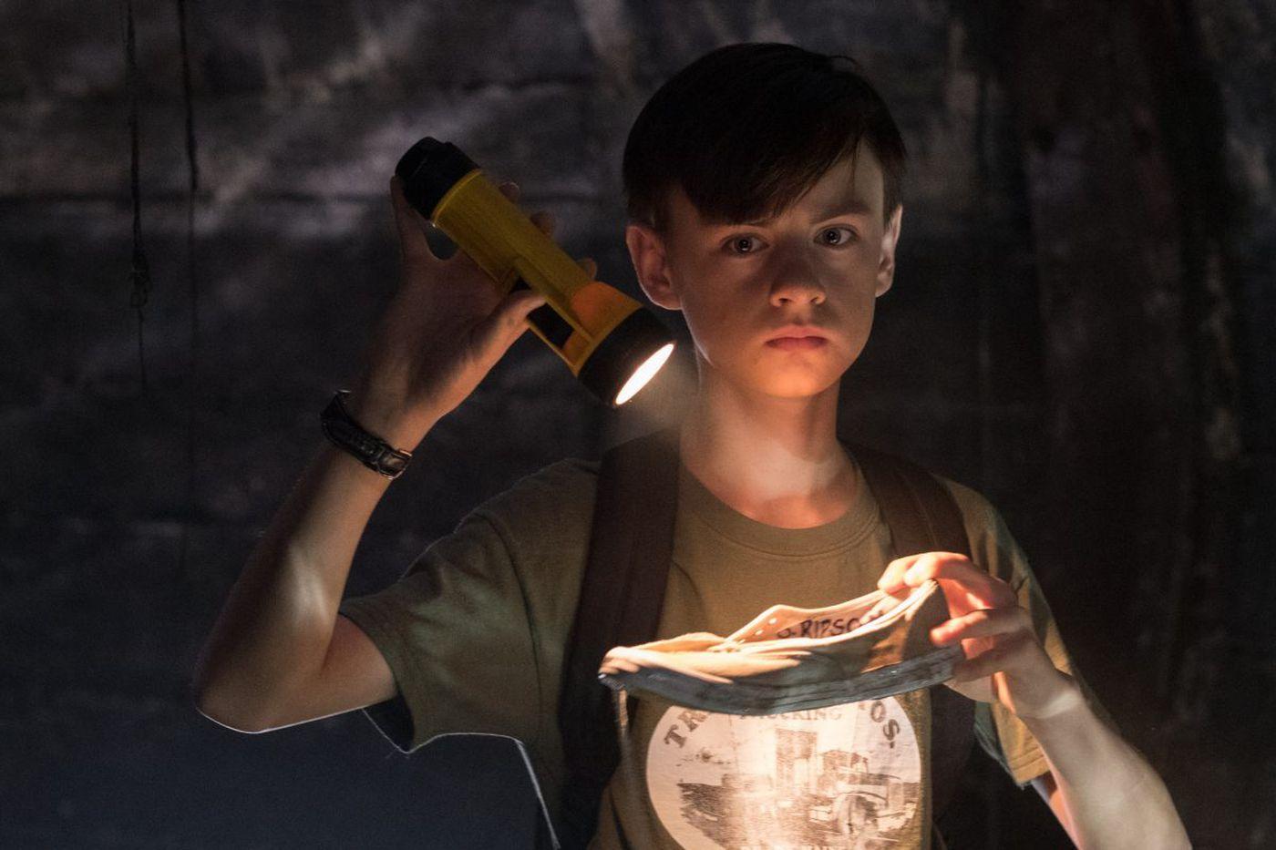 Philly native Jaeden Lieberher stars in killer clown movie 'It'