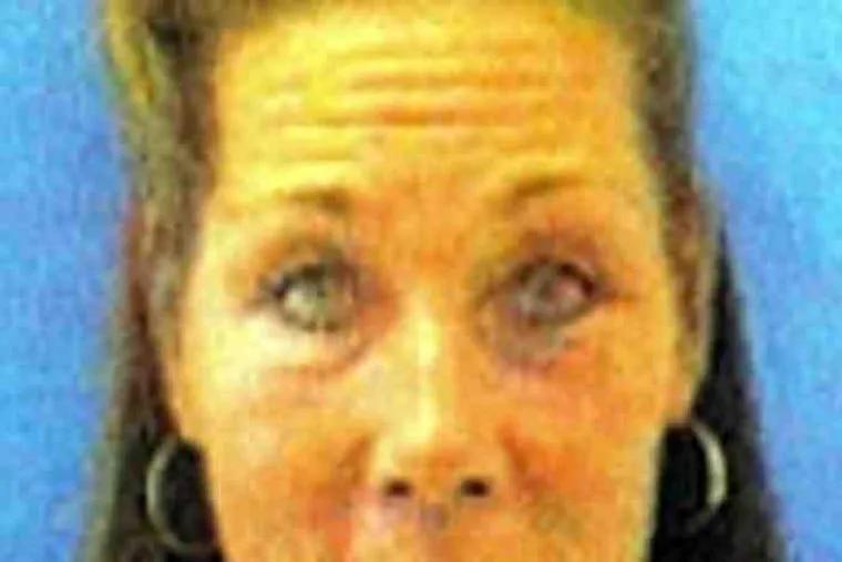 Diane Corado of Levittown was beaten, police say.