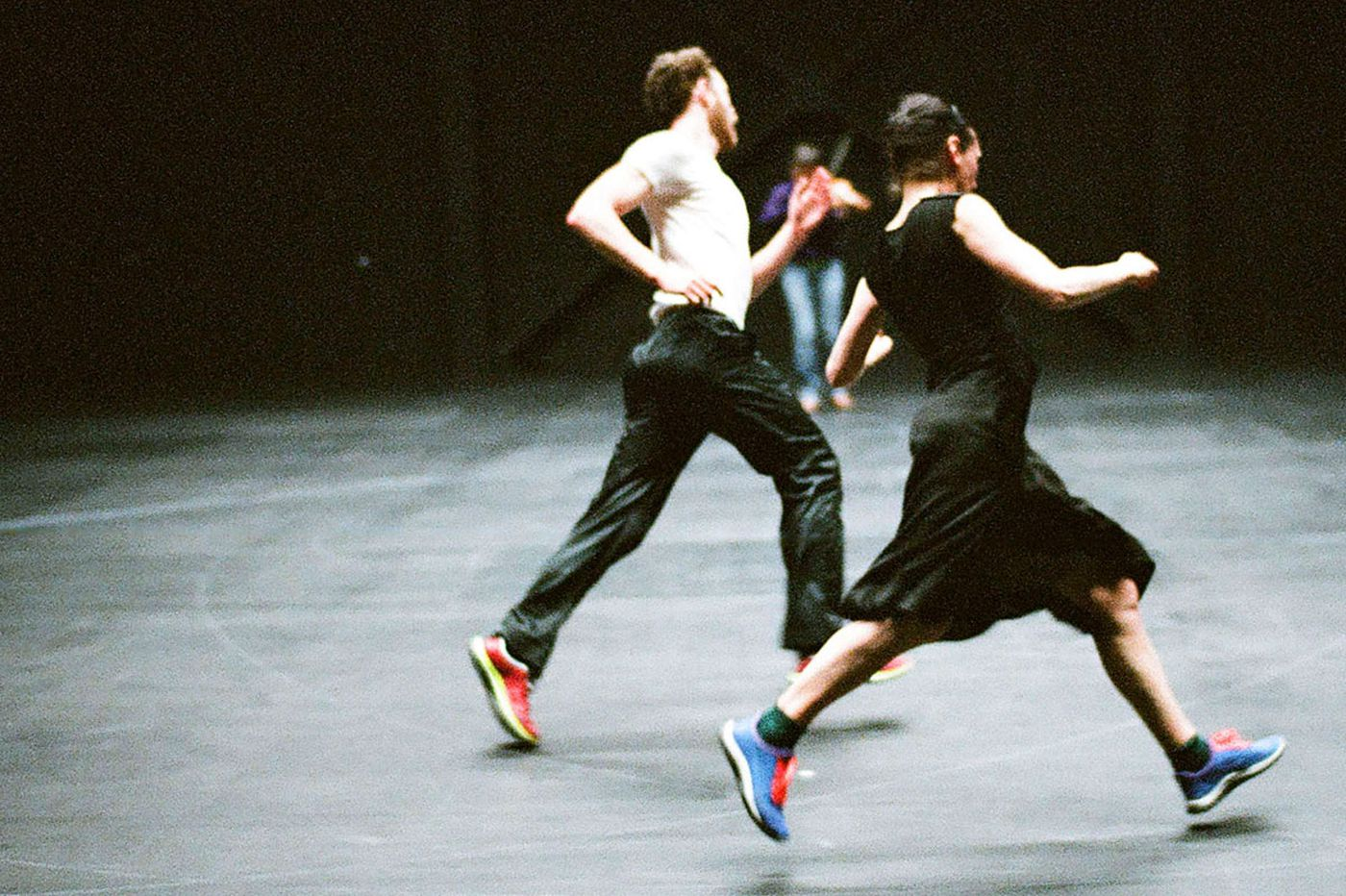 Review: Two choreographers go back to Bach