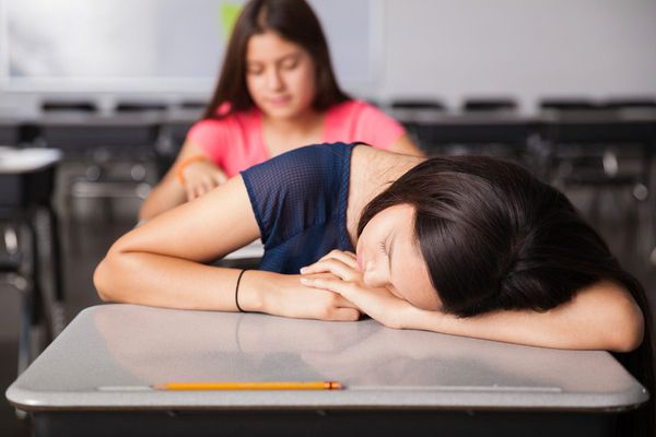 When a teen's tiredness signifies a serious health problem