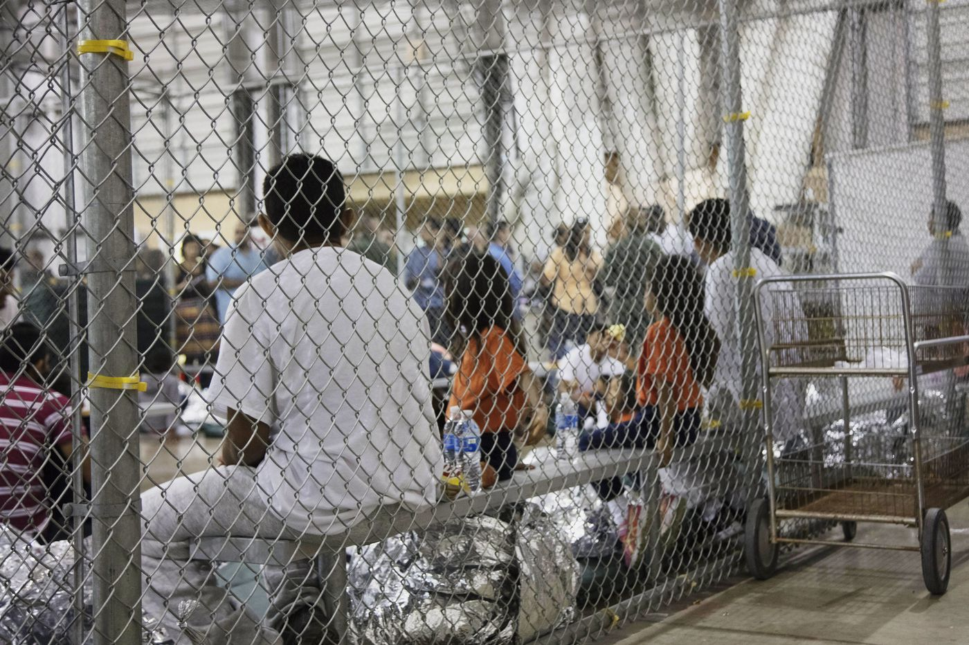 What can children in cages teach us?