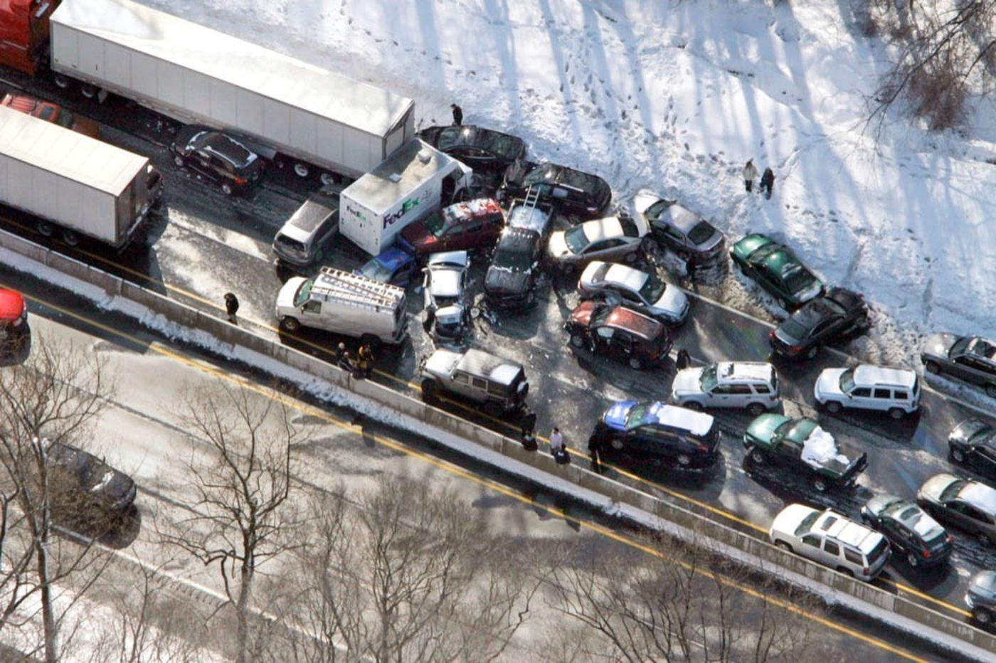 Turnpike pileup quite a haul for politically connected firm