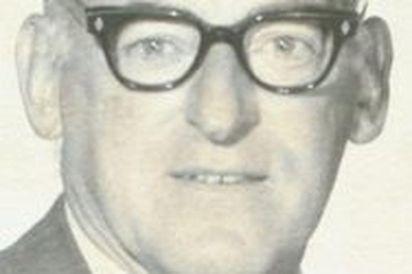John F. O'Connell | Banker, Berwyn activist, 85