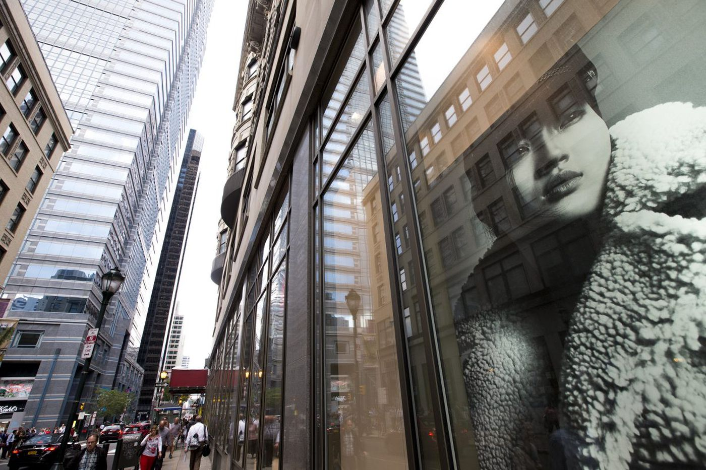 John Usdan's real estate empire in Philly rents to Urban Outfitters, Zara, and H&M