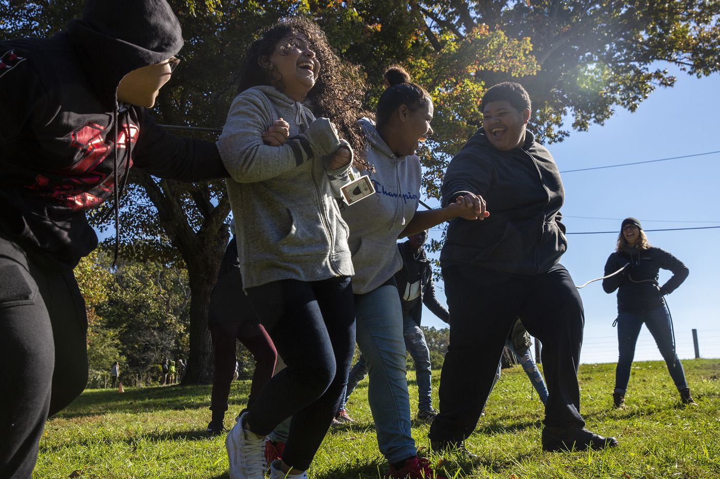 To bolster academics, Philly schools turning to the outdoors