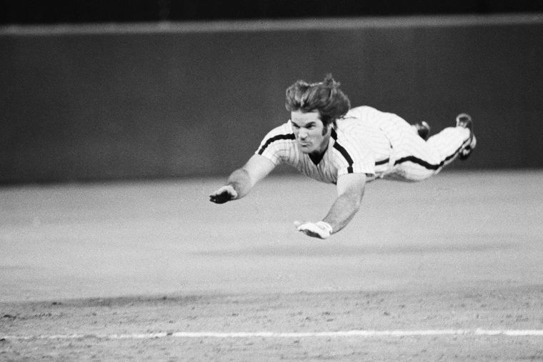 Pete Rose is 80 years old and he hasn't changed much | Bob Brookover