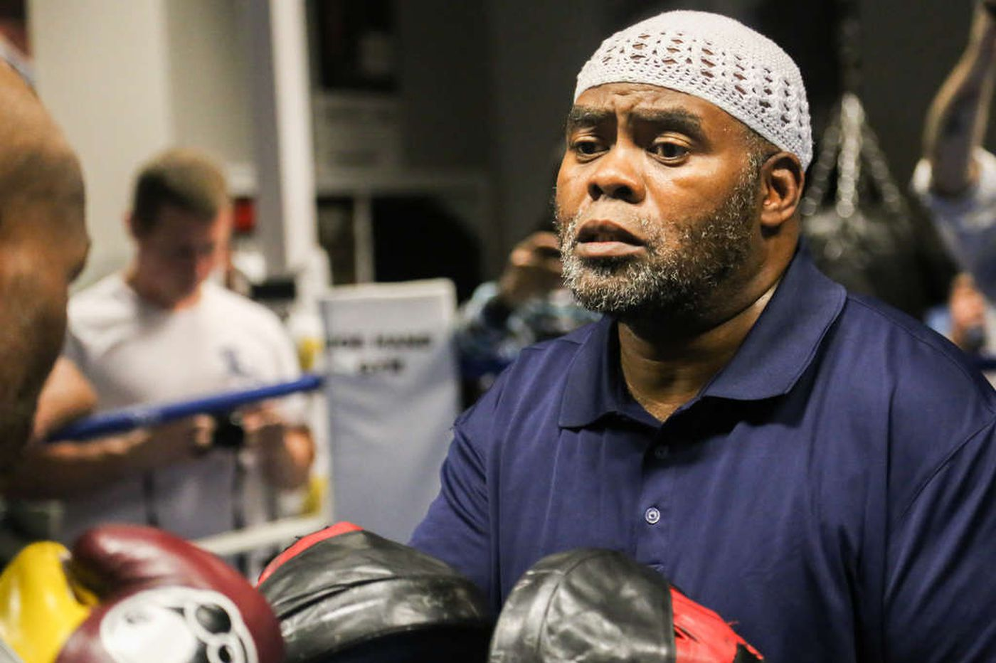 Naazim Richardson, Philly boxing trainer of Bernard Hopkins and others, dies at 55