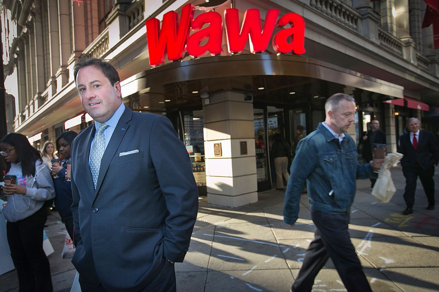 Wawa grows through its restaurant appeal