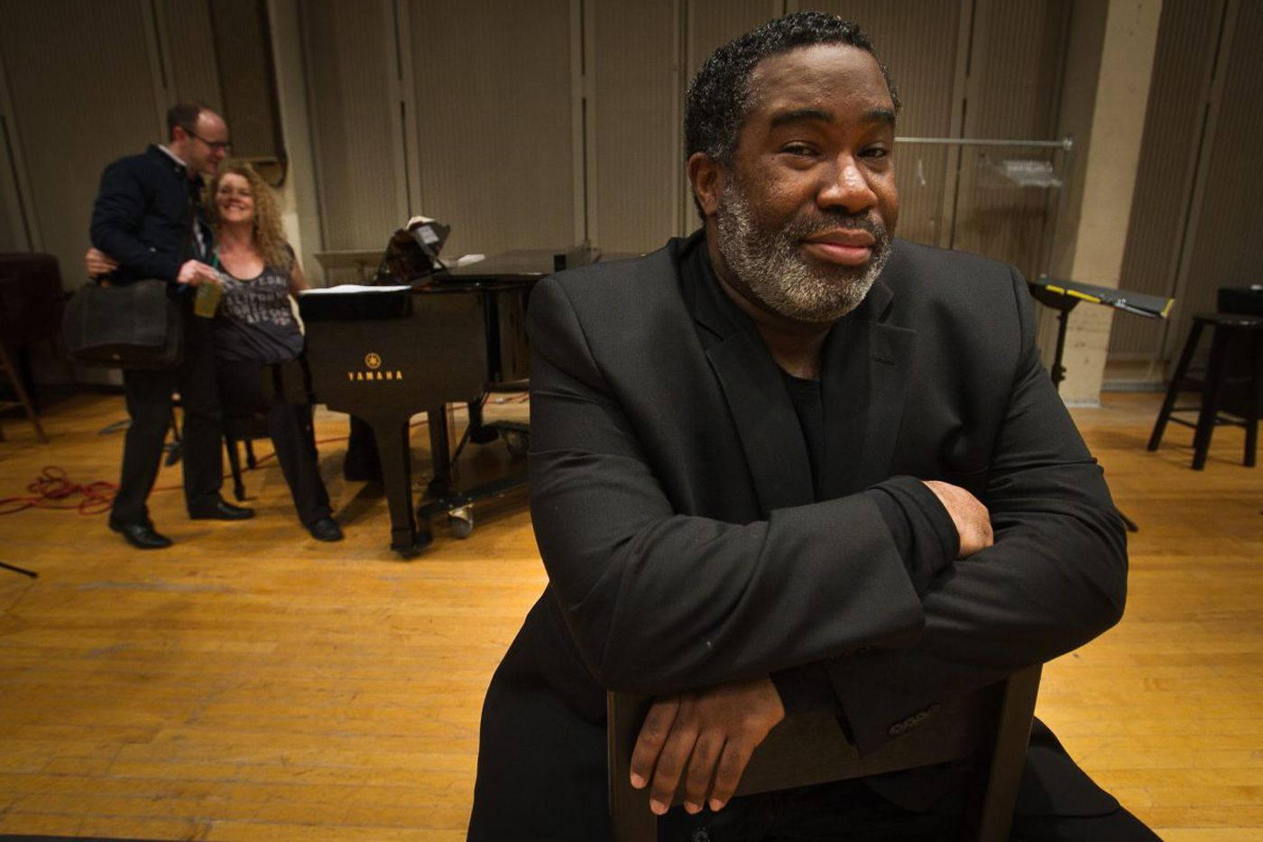 Seismic shift at Curtis: Met star Eric Owens and Danielle Orlando to take over opera department