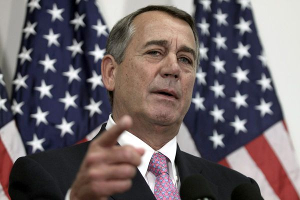 John Boehner was a longtime opponent of marijuana reform. Here's what changed his mind
