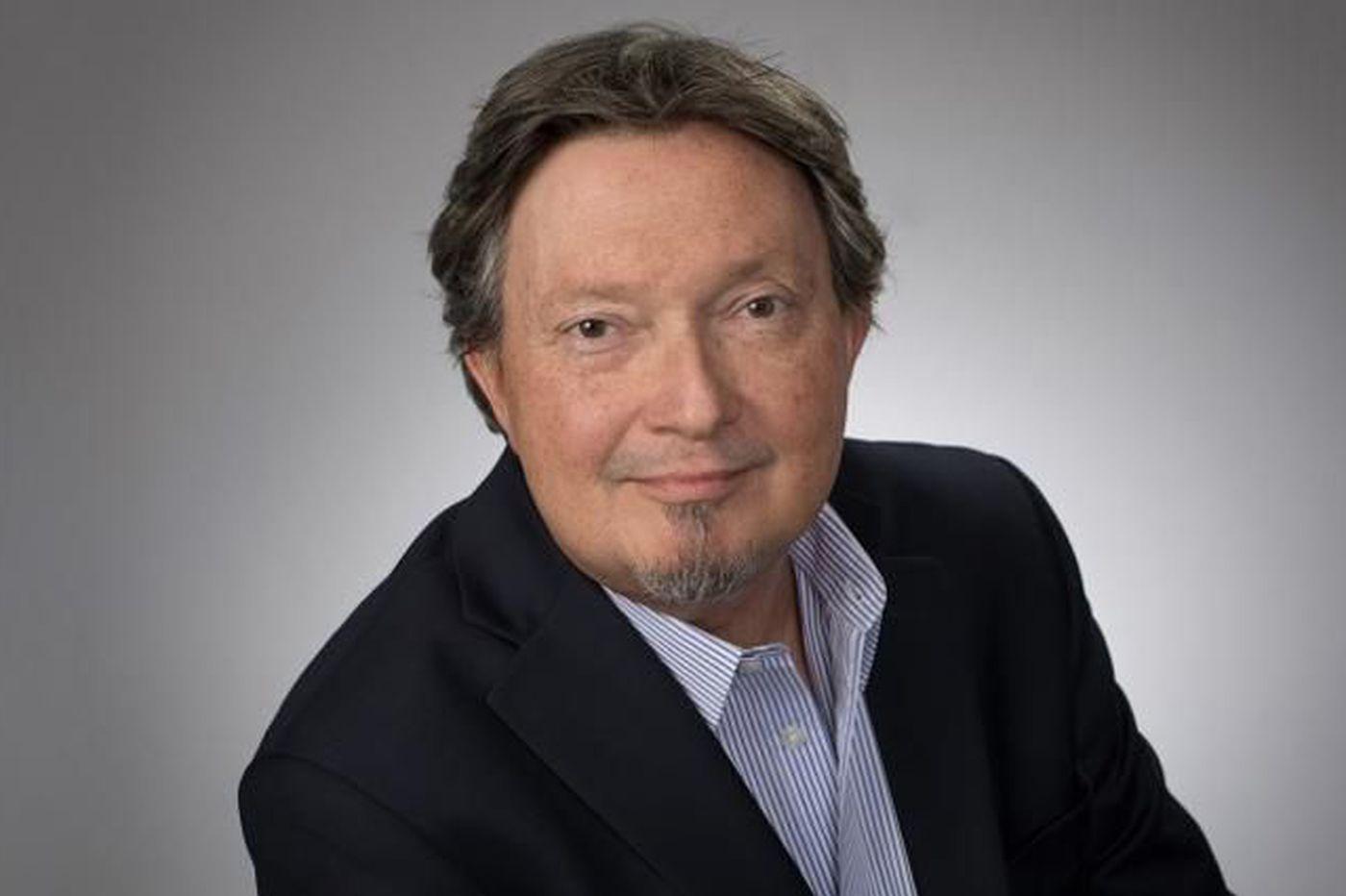 KYW Newsradio's Steve Nikazy gets ready to sign off