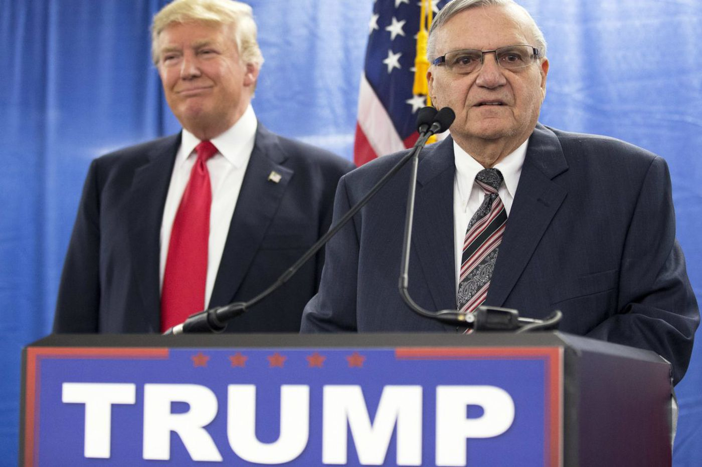 Pardon me, but Joe Arpaio is a bully and a disgrace