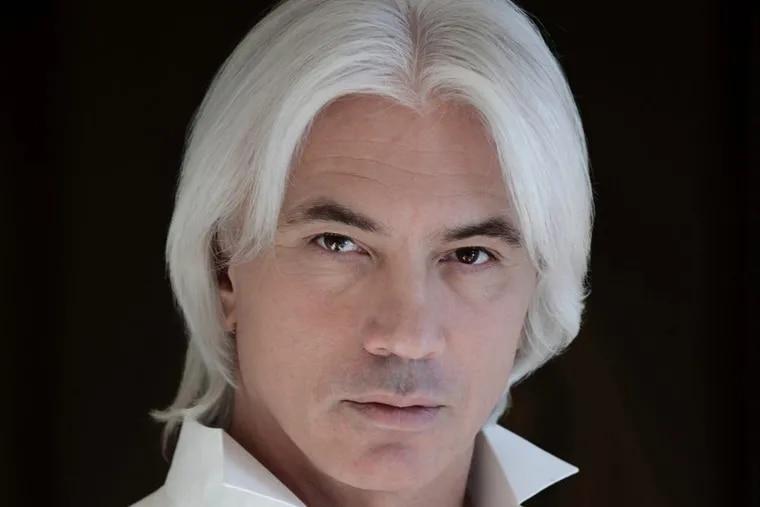 Dmitri Hvorostovsky, Russian baritone.