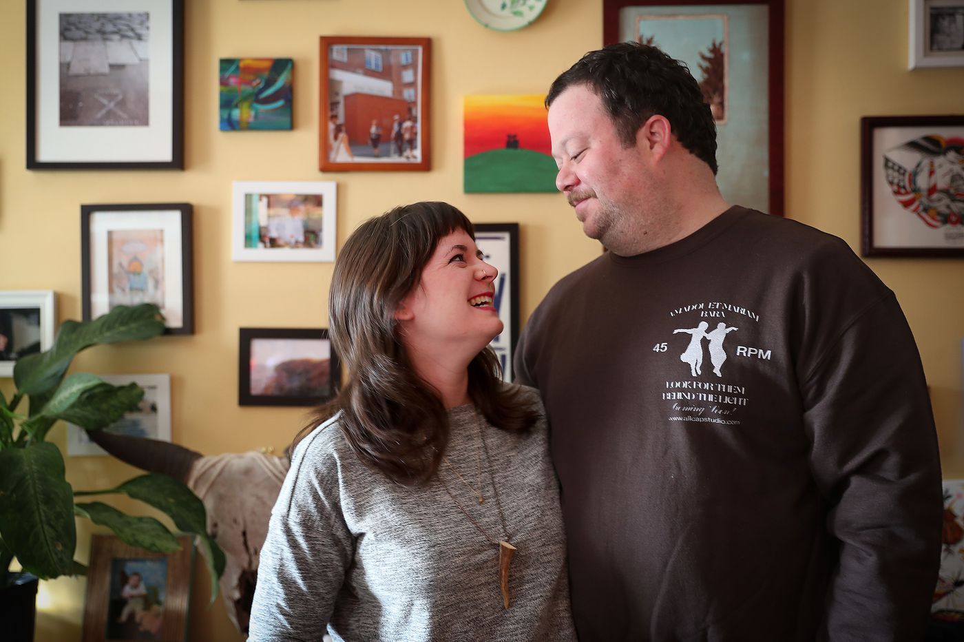 In Philly's restaurant scene, these couples thrive in and out of their kitchens