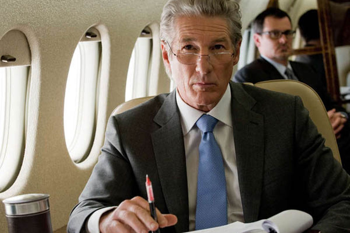 Richard Gere picks Philly for his next movie