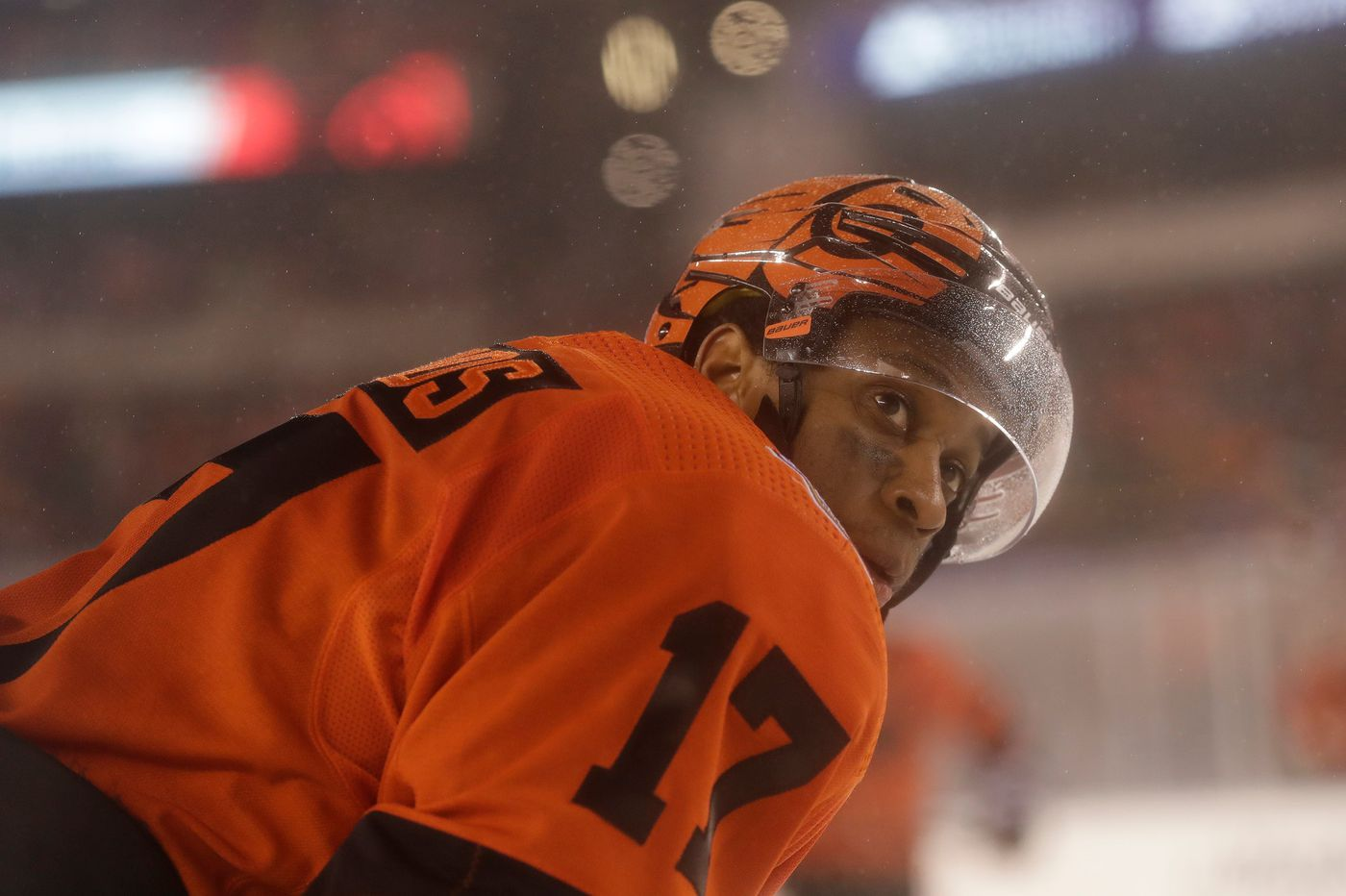 competitive price c427c c1147 Flyers trade Wayne Simmonds to Nashville, reunite him with ...