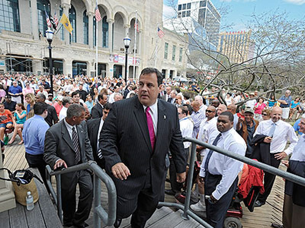 The state of political civility: Lessons from Chris Christie | Editorial