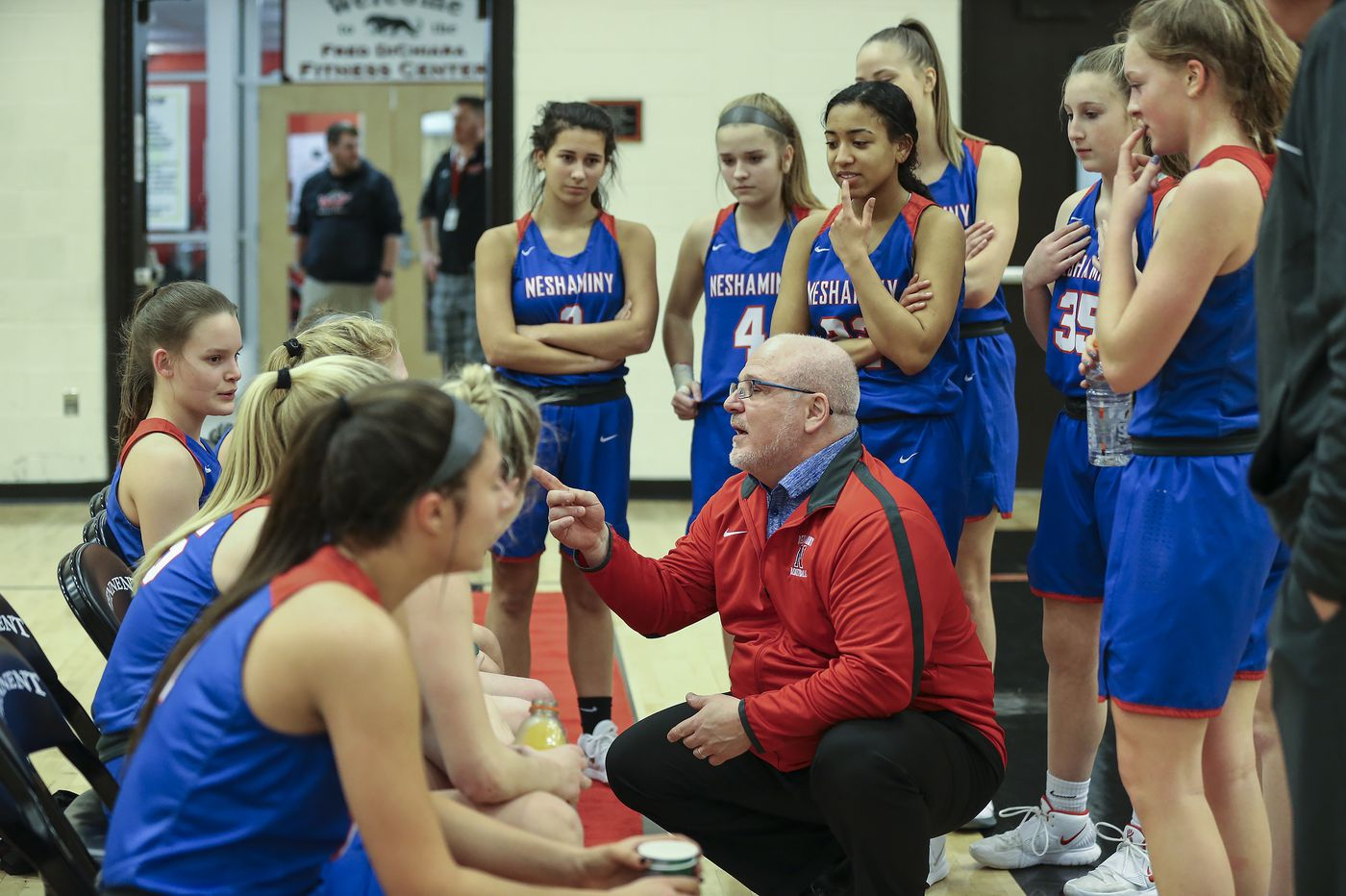 Basketball recruiting: Finding the right college fit is what Neshaminy basketball coach Joe Lally is all about
