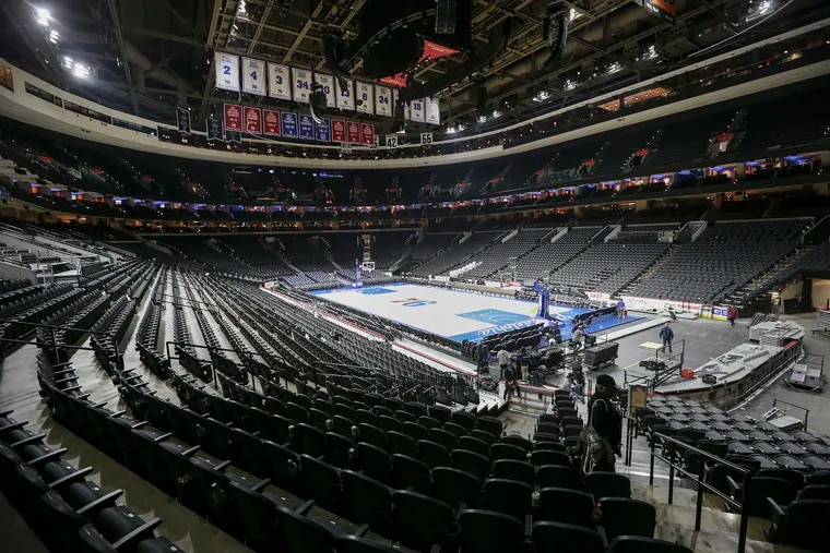 The Wells Fargo Center opened in 1996, and Comcast Spectacor opted for a $250 million renovation in 2018 rather than build a new arena.