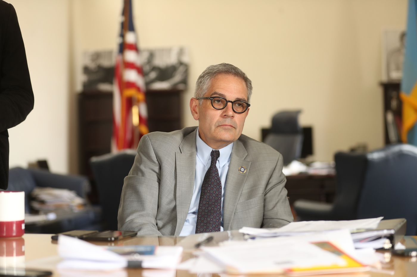Larry Krasner's $160K-a-year senior adviser was also his creditor