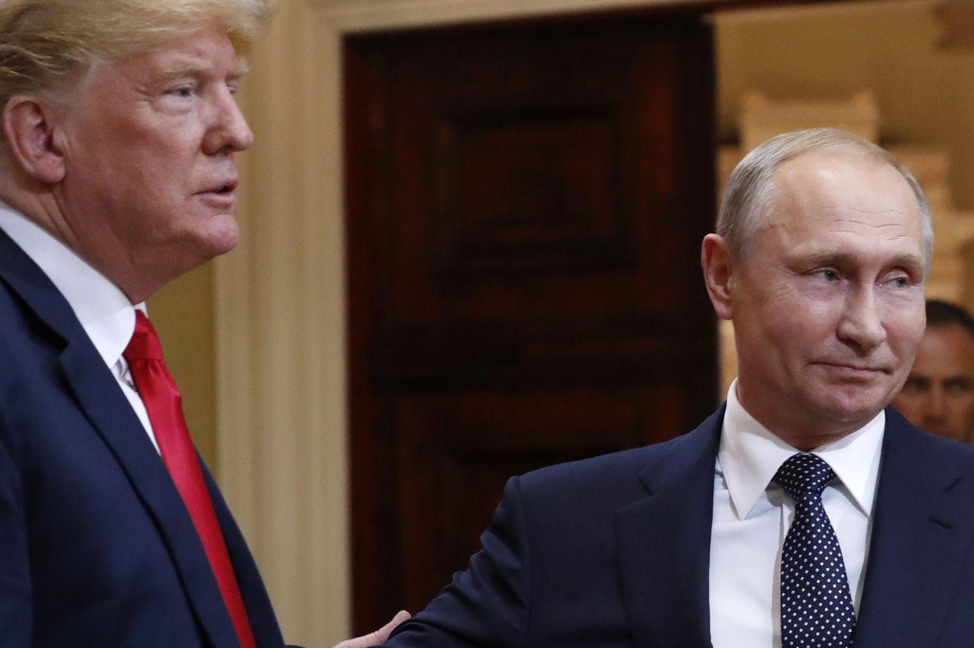 Congress should censure Trump over Russia | Editorial