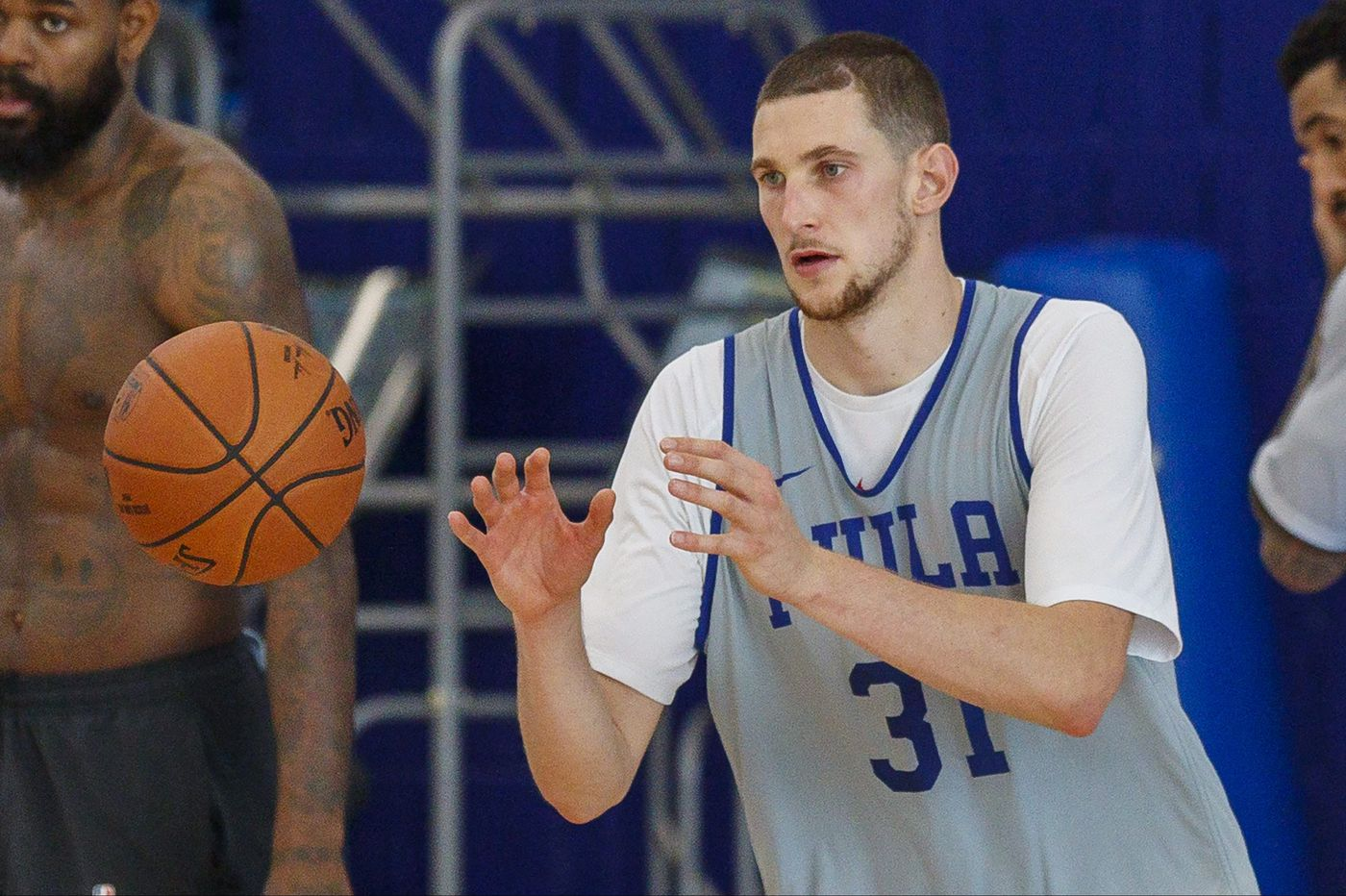 Sixers' Mike Muscala ruled out for season opener against Celtics