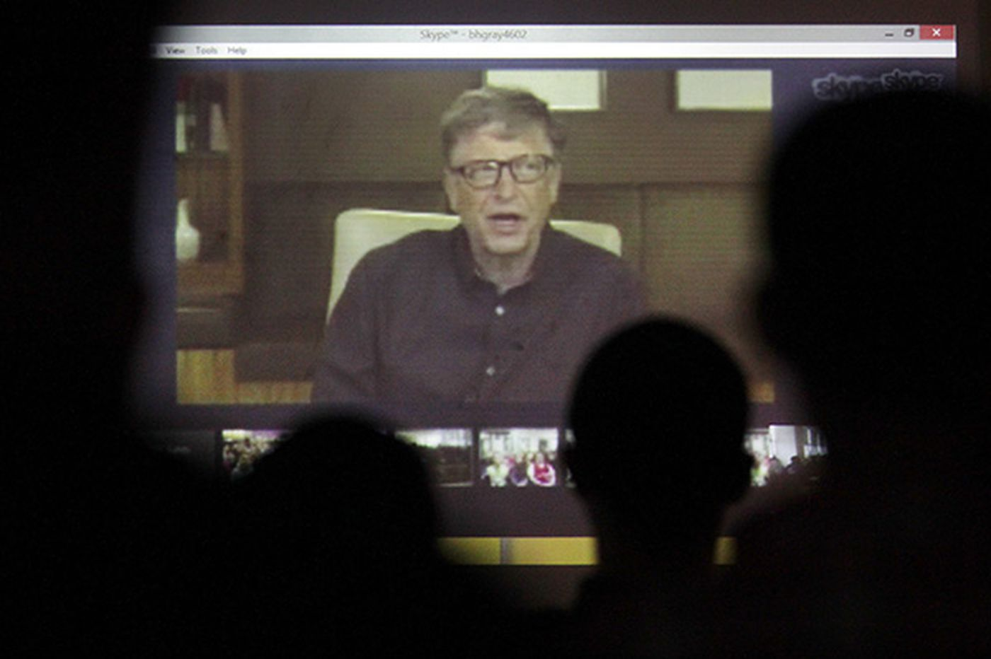 Student asks Bill Gates: Where are the women in technology?