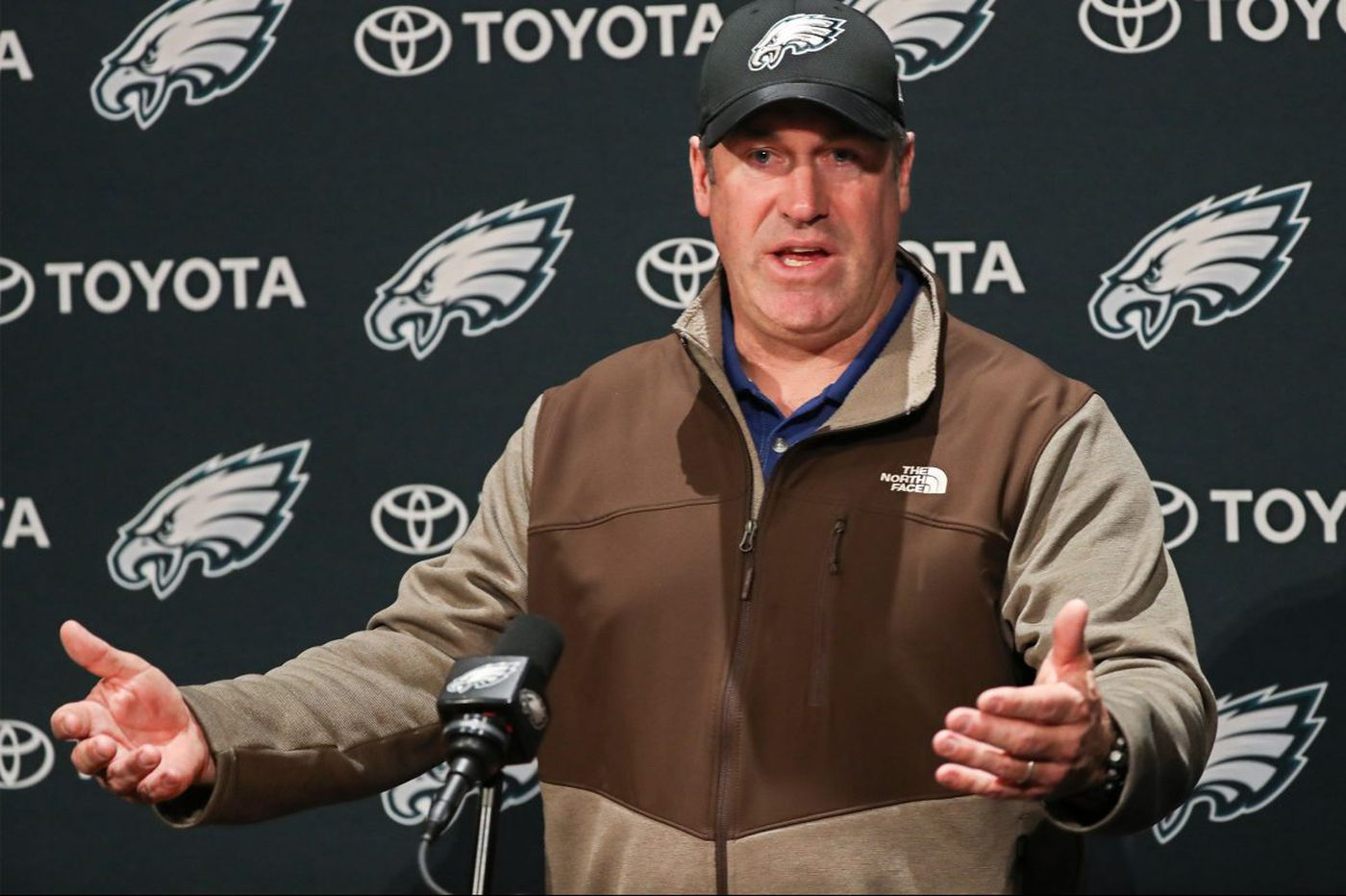 Doug Pederson: Super Bowl-bound underdog Eagles players, coaches are a lot like their fans