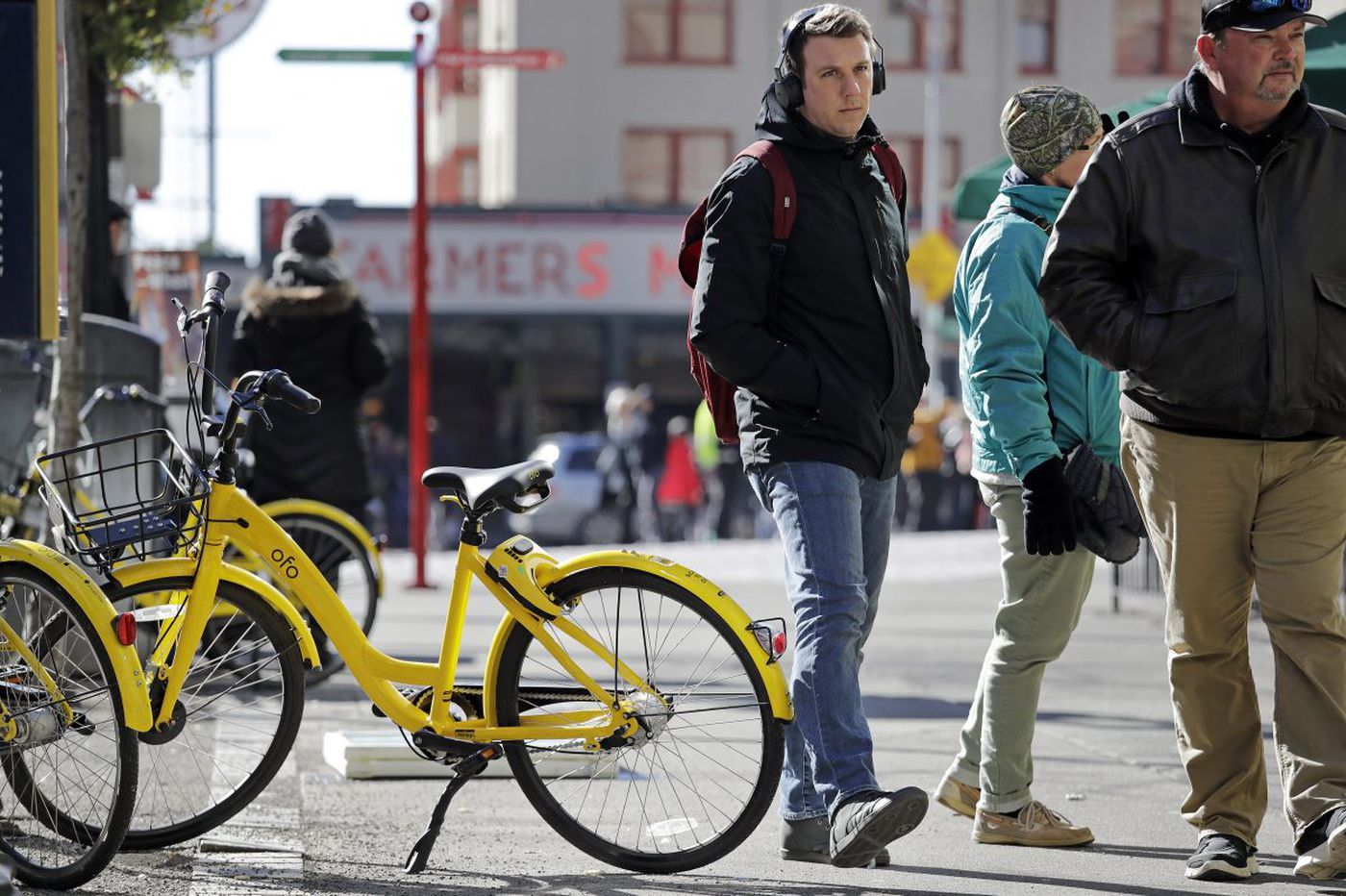 Is Camden ready for bike sharing? Residents will find out this May