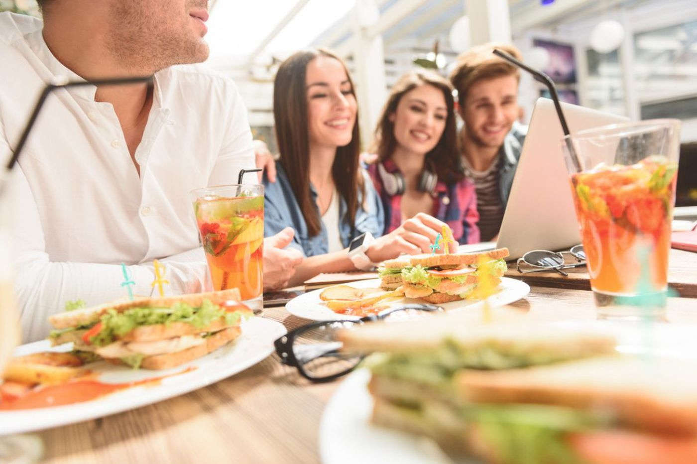 Hunger on college campuses: It's a real thing