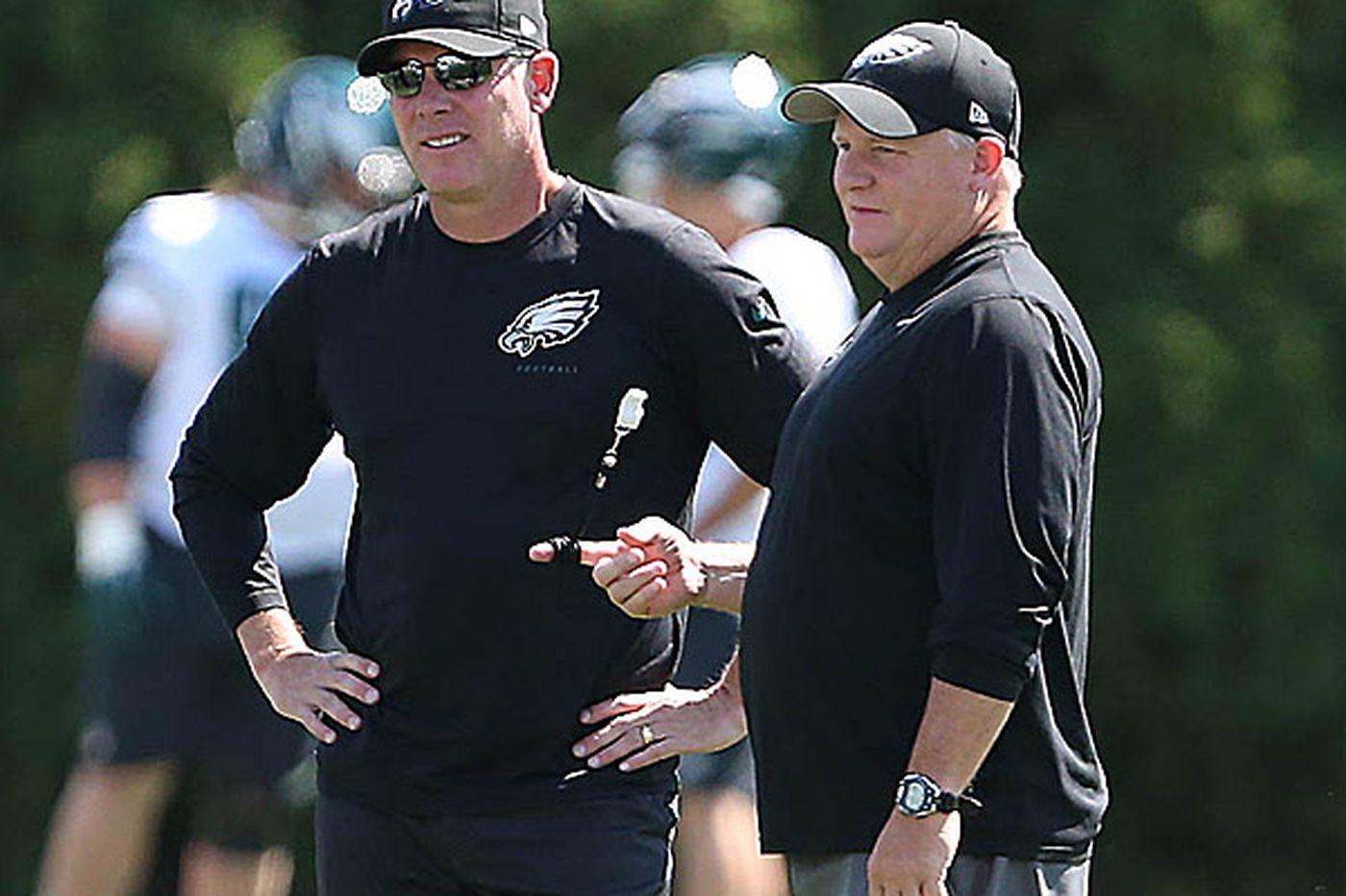 Raiders will interview Pat Shurmur, source says