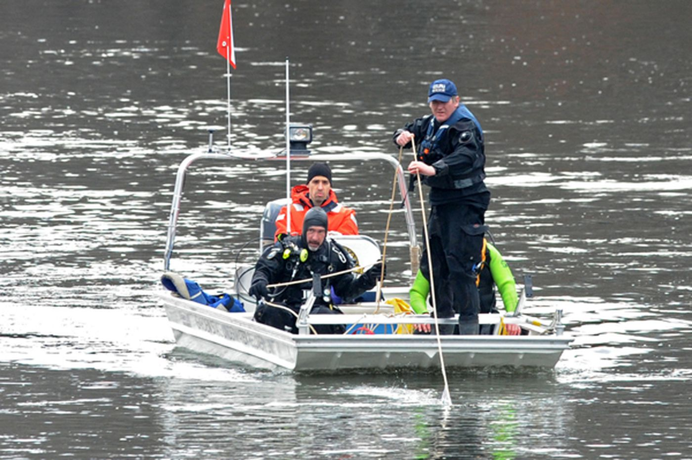 No sign of Shane Montgomery in river search